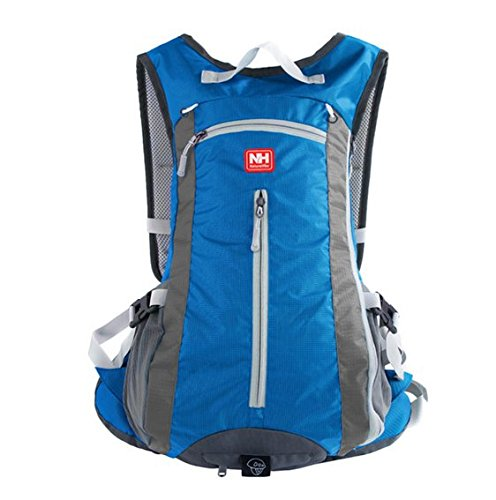 Star Home 15L Outdoor Rucksack Klettern Rucksack Sport Tasche Camping Rucksack himmelblau