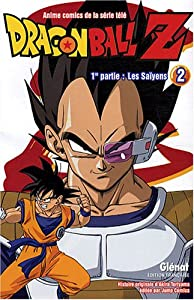 Dragon Ball Z Edition simple Cycle 1 - Les Saïyens - Tome 2