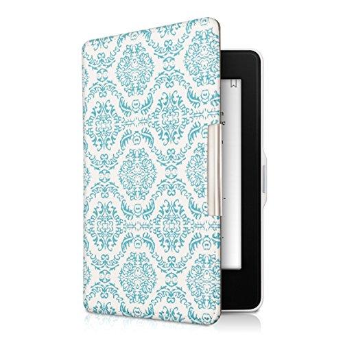 kwmobile-elegante-borsa-di-ecopelle-per-il-amazon-kindle-paperwhite-in-design-piastrelle-barocche-bl