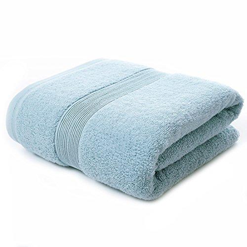 InBlossoms Cotton Badetuch Pool Handtuch 70*140cm Luxus Bad Blatt für Home-Badezimmer Pool und Fitnessraum - Horizont (Luxus-bad-blatt)