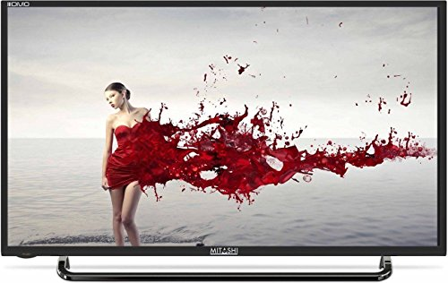 Mitashi 97.79 cm (38.5 inches) MIDE039V24i HD Ready LED TV