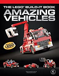 The LEGO Build-It Book V 1 - Amazing Vehicles