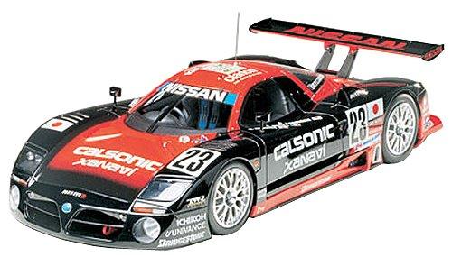 Tamiya 300024192 - Coche Nissan R390 GTI  de Juguete a Escala 1:24 (Longitud 428 mm)