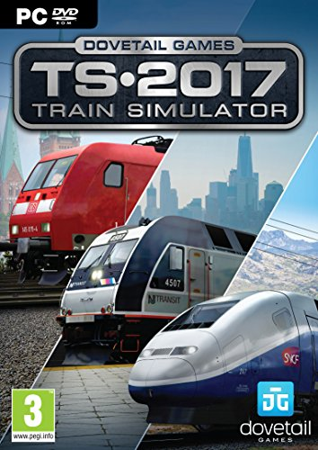 Train Simulator 2017 (PC DVD) - [Edizione: Regno Unito]