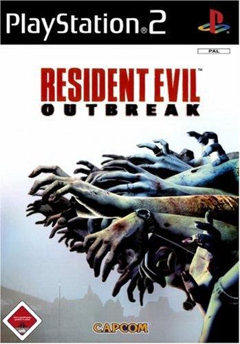 Resident Evil: Outbreak [Software Pyramide] (Horror Ps2 Spiele)