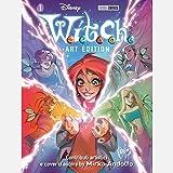 WITCH ART EDITION CON COVER DI MIRKA ANDOLFO n 1