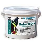 Ruberstein® Ruba BIOin, Silikatfarbe innen, 2l, weiß, für Allergiker, Anti-Schimmelfarbe
