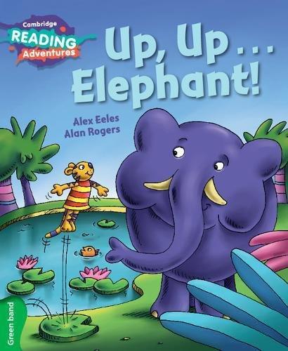 Up, up ... elephant!