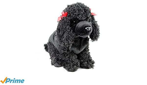 2e38e7ce011 Poodle (Black) Soft Toy 12