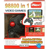 iNext ElectronicsArtGalleryEAG 98800 In 1 TV Video Game with AV Cable