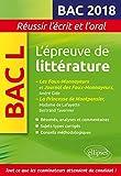 L'épreuve de littérature Bac 2018 : Gide, Les Faux-Monnayeurs et Journal des Faux-Monnayeurs - Madame de Lafayette/Bertrand Tavernier, La Princesse de Montpensier