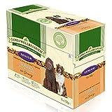 James Wellbeloved Hundefutter 10x 150g Pute und Reis Senior Hund Beutel