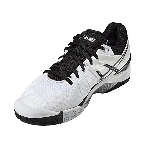 ASICS Gel-Resolution 6 Chaussure Sport En Salle - SS16 white