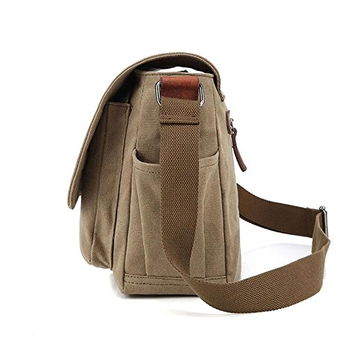 DONG Uomini/casual/vintage/tela/fionda/diagonale/satchel , 2 1