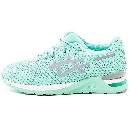 Asics  Gel-lyte Evo, Chaussures mixte adulte Menthe / Gris