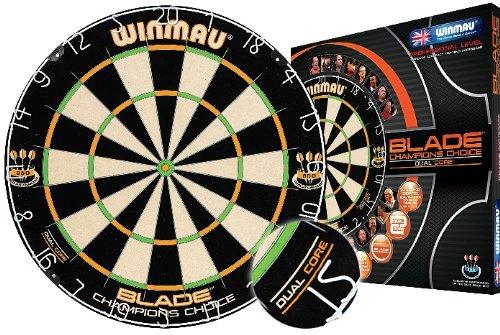 "Dartboard WINMAU Original ""Blade Champions Choice - DUAL CORE"""