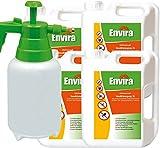 ENVIRA Insekten Gift 4x2Ltr + Sprüher
