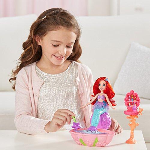 Disney Princess - Muñeca SPA de Ariel Multicolor (Hasbro C0539EU4)