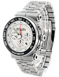 Nautec No Limit Herrenarmbanduhr Mistral Chronograph MS QG10/STWH