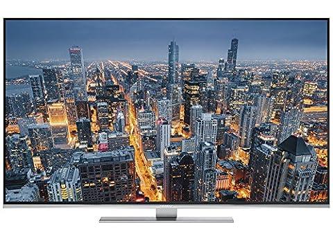 Grundig 55 GUS 9688 139 cm (55 Zoll) Fernseher (Ultra-HD, 3D, Twin Triple Tuner, Smart TV)