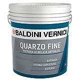 Quarzo Fine Antialga Pittura Acrilica Per Esterni Litri 5 Baldini