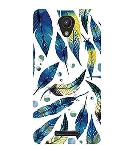 ifasho Designer Back Case Cover for Xiaomi Redmi 3s (Tribal Design Feather Wuhan Africa Modinagar)