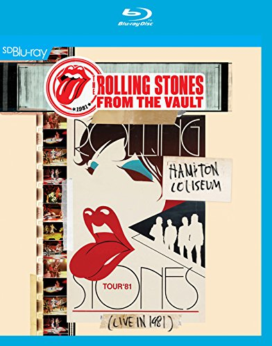 The Rolling Stones - From The Vault: Hampton Coliseum 1981 - Standard Definition [Blu-ray] Preisvergleich