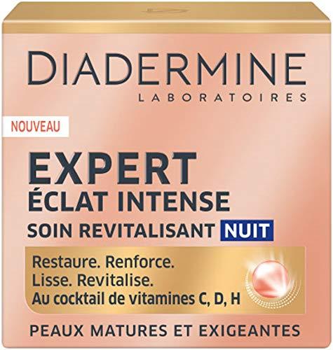 Diadermine Expert Eclat Intense - Crema noche 50 ml