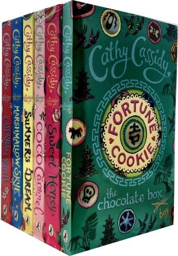 ocolate Box Girls 6 Books Collection Set (Fortune Cookie, Sweet Honey, Summer Dream, Coco Caramel, Marshmallow Skye, Cherry Crush) ()
