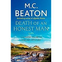 Death of an Honest Man (Hamish Macbeth, Band 33)