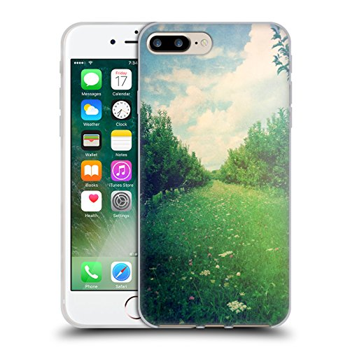 Offizielle Olivia Joy StClaire Obstgarten Natur Soft Gel Hülle für Apple iPhone 7 Plus