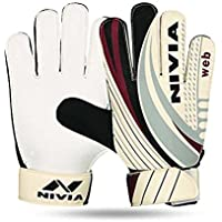 Nivia 896-M Web Goalkeeper Gloves