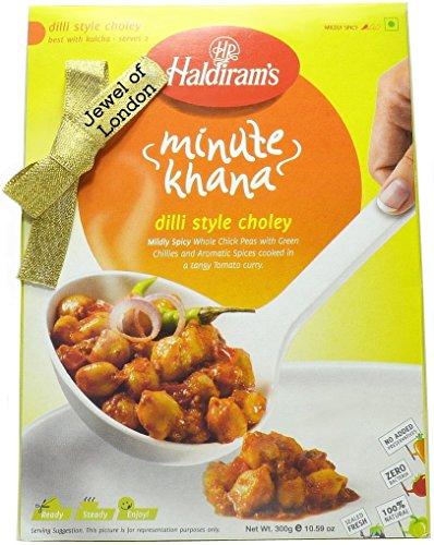 haldirams-minute-khana-ready-meals-dilli-style-choley-300g-plus-50p-jewel-of-london-cashback-offer