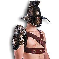 Carnaval Juguetes 1836 - conjunto Gladiador, casco y cojín de hombro