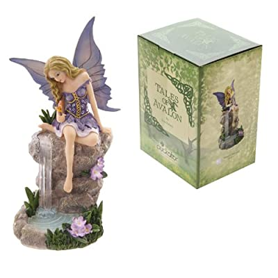 Puckator FYP107 Lisa Parker Tales of Avalon Waterfall Whispers 15 x 14 x 26 cm