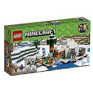 Lego Minecraft 21142 Eisiglu, Bunt