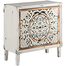 CH DESIGN MOBLES NACHER Cómodas Vintage - CALCUTA 3 Cajones (80x35x80)
