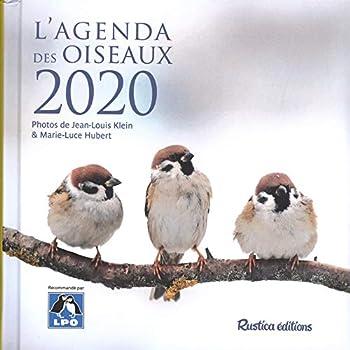 L'agenda des oiseaux