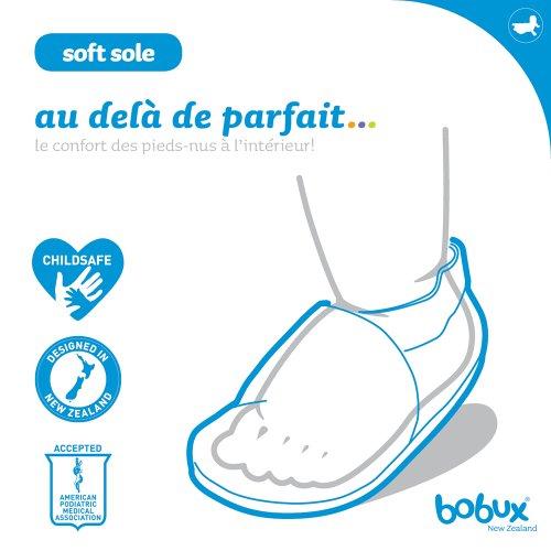 Bobux 460688 Baby Mädchen Lauflernschuhe Grün