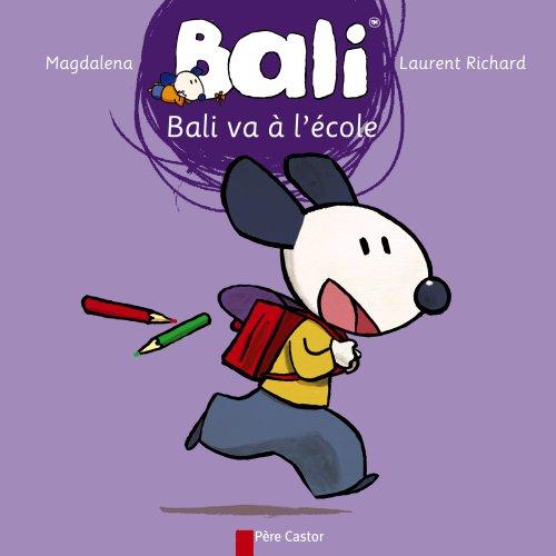 Bali, Tome 13 : Bali va à l'école