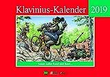 Haralds Klavinius Kalender 2019: Sauen außer Rand und Band