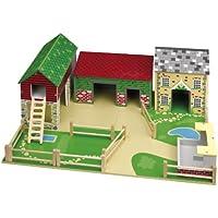 Tidlo - Casa de juguete para interiores (John Crane)