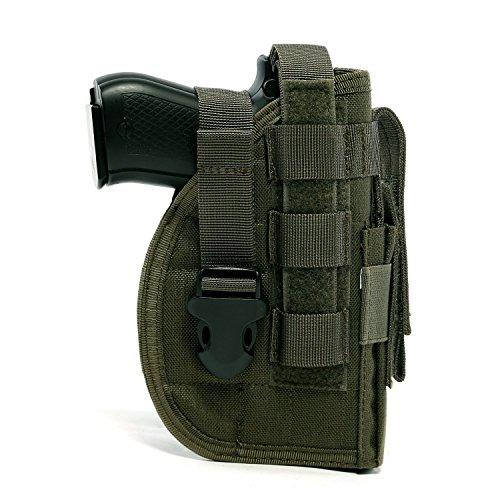 Tactical Molle con supporto modulare, armi per i tiratori destrorsi 1911 Glock 92 - Tattico Pistola