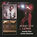 Best De Jerry Lee Lewis - Country Class/Country Memories [Import allemand] Review