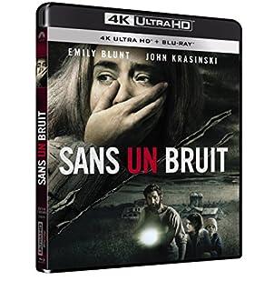 Sans un bruit [4K Ultra HD + Blu-ray] (B07FDMY2SG)   Amazon Products