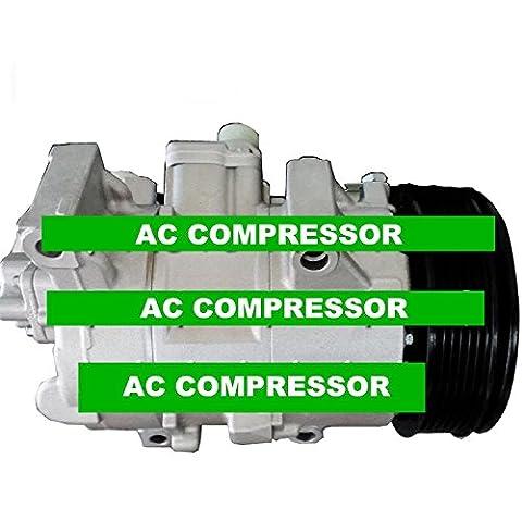 Gowe AC Compresseur pour voiture Toyota Corolla/Yaris/Avensis/Verso 88310–0237088310–0245088310–d'ordinateurs portables 88310–02520447260–1492