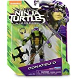 Tortugas Ninja - Movie 2 Donatello (Giochi Preziosi TUV00000)