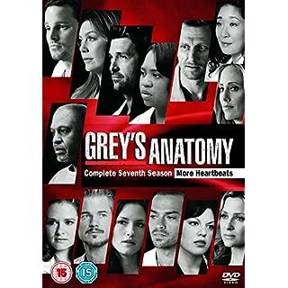 Greys Anatomy - Season 7 [Import anglais]