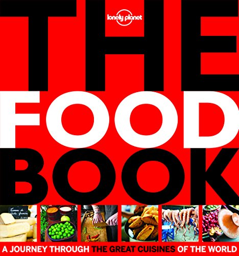The Food Book Mini - 1ed - Anglais par LONELY PLANET