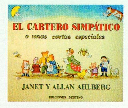 El cartero simpático: o unas cartas muy especiales (Libros Ilustrados Destino) por Janet Ahlberg